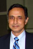 Mukhtar Thakur, creator and executive director of Geetmala TV, Diversity in Focus TV, and co-host of Sangam radio program on KFAI Radio.