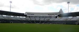 Hammond Stadium, spring training home of the Twins.