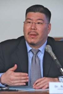 Robert T. Teranishi, Associate Professor of Higher Education, New York University (NYU photo)