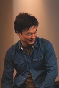 Korean-Canadian playwright, actor, poet, and musician, the versatile Ins Choi. Contributed photo)