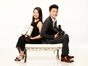 Maia and Alex Shibutani, U.S. Pairs skaters named to the 2014 U.S. Olympic Team to compete at Sochi, Russia in February.