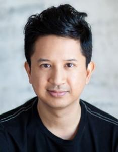 Randy Reyes, artistic director, Mu Performing Arts.