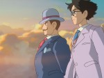 "• ""The Wind Rises"" Hayao Miyazaki and Toshio Suzuki"