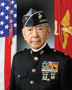 Major Kurt Chew-Een Lee, the first Asian American to be commissioned as a regular officer and to be assigned command and staff billets in combat units. He was born Jan. 21, 1926 in San Francisco and died March 3, 2014 in Washington, D.C.
