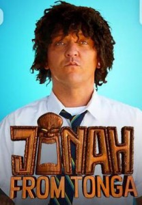 Chris Lilley, a Caucasian, portrays Tongan character Jonah on HBO.