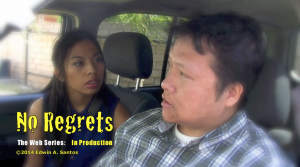 A scene from No Regrets.