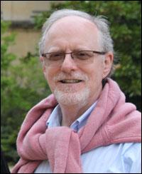 Roger Zetter, emeritus professor of refugee studies at Oxford University. (Oxford photo)