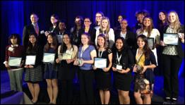 Minnesota Aspirations for Women in Computing awards