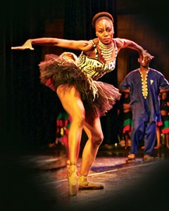 Lula Washington Dance Theatre (promotional photo)