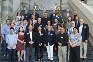 Hmong American Education Foundation staff and board. (HAEF photo)